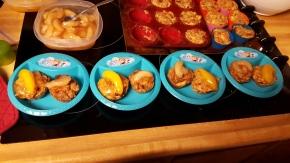 Bread Pudding Cups