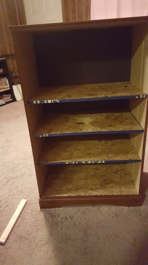 Re-purposing Old Dressers