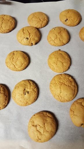 Amish Sour Cream Chocolate ChipCookies