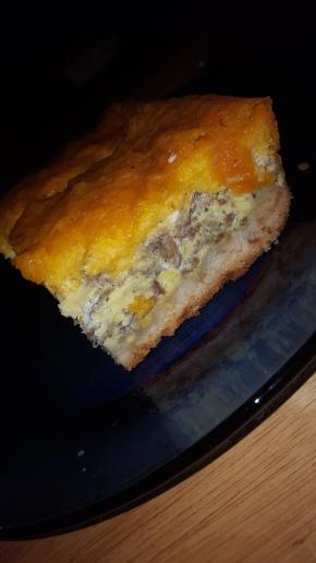 Grandma's Breakfast Casserole
